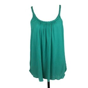 Mossimo Turquoise Halter Top, Small, NWT